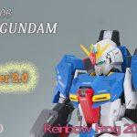 MG 1/100 ゼータガンダムVer'2.0