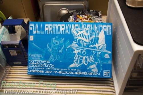 BB戦士 LEGENDBB フルアーマー騎士ガンダム(伝説の巨人編Ver.)