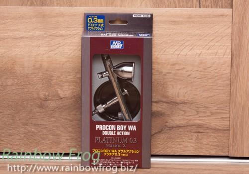 プロコンBOY PS289 WA プラチナ 0.3mm Ver.2