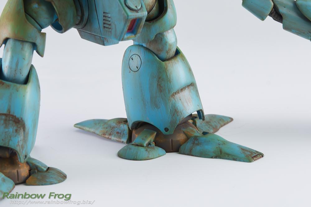 HG MSM-03C ハイゴッグ 脚