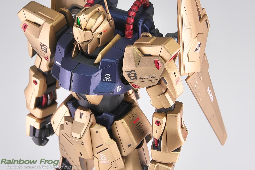 MG 百式2.0 プラ版肩