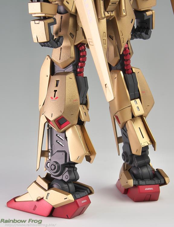 MG 百式2.0 脚