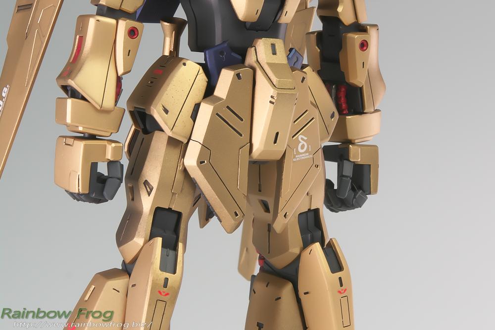 MG 百式2.0 スジ彫り