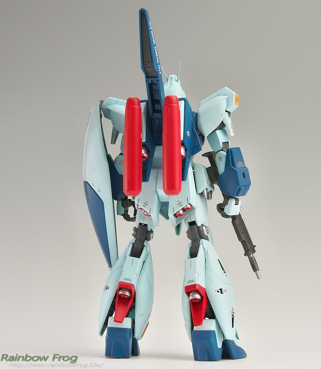 RGZ-91 リ・ガズィ バックパック