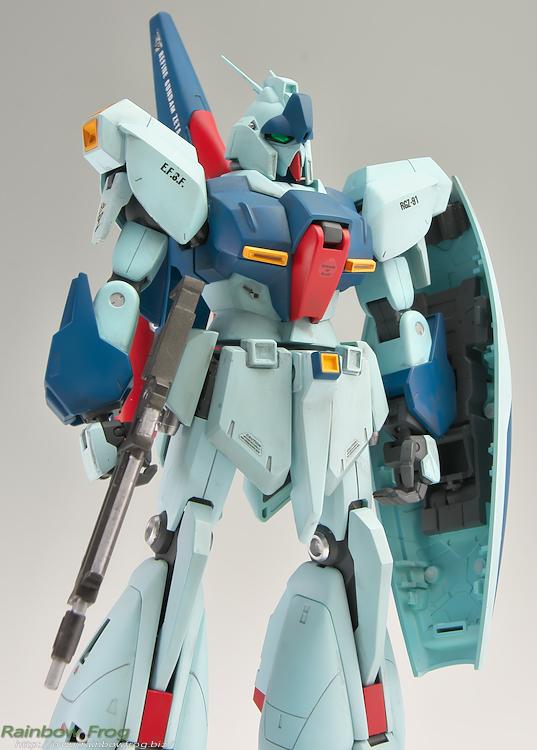 MG 1/100 RGZ-91 リ・ガズィ