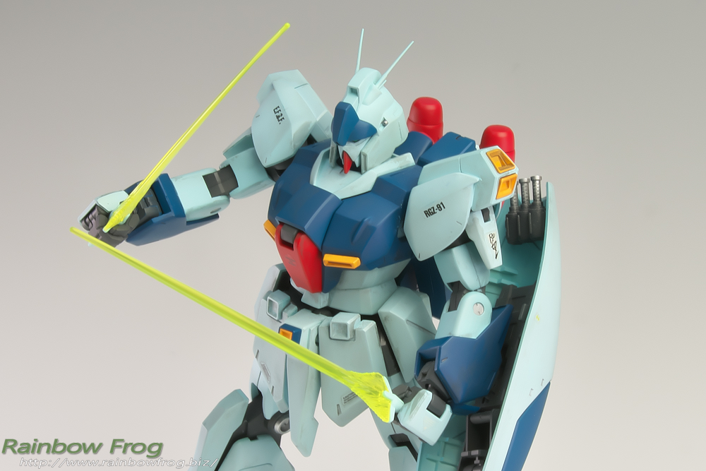 RGZ-91 リ・ガズィ ビームサーベル