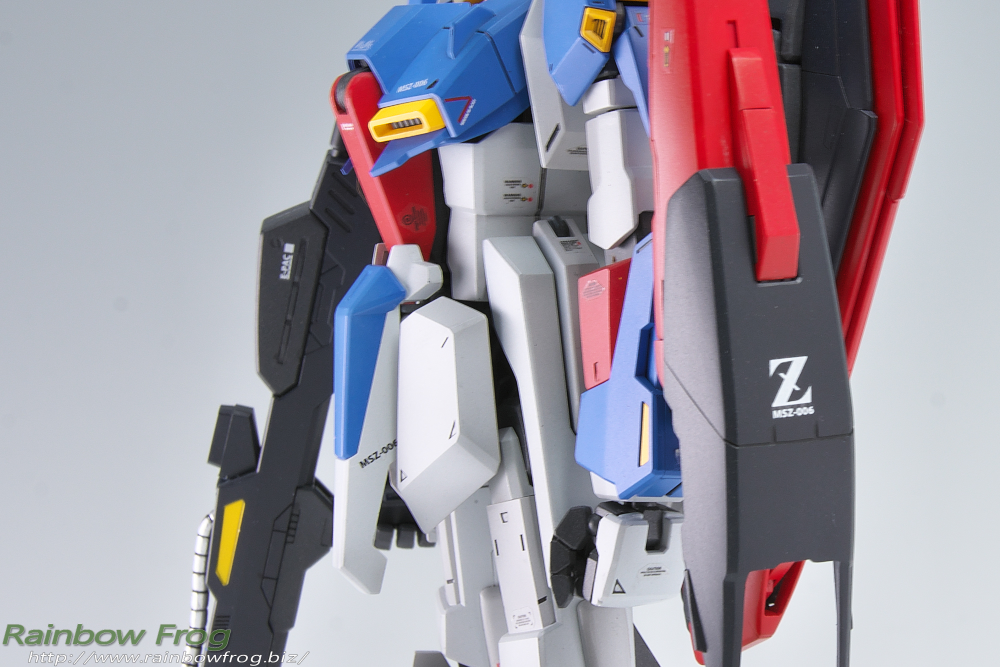MG MSZ-006 Zガンダムver'2.0 シールド