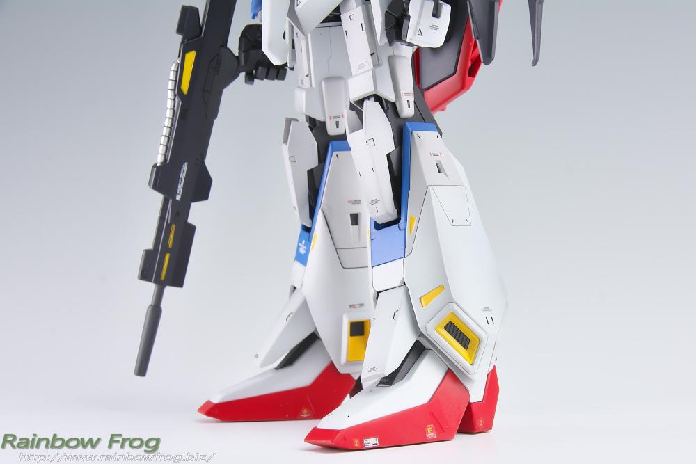 MG MSZ-006 Zガンダムver'2.0 右足