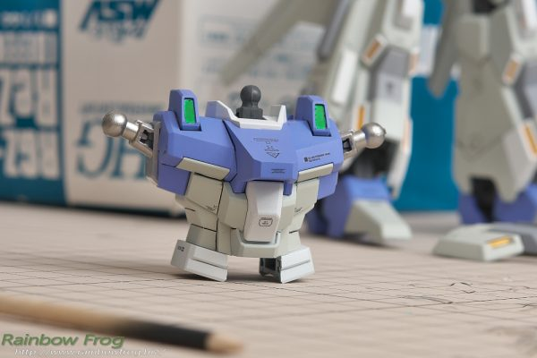 HG リゼル 胴体