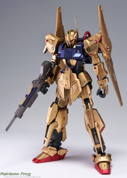 MG 1/100 百式Ver2.0