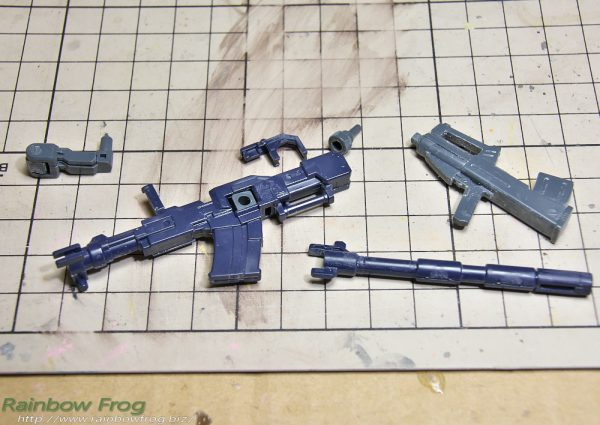 ペイルライダー 武器