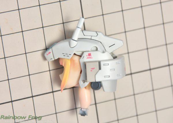 白虎 ヘルメット改修2