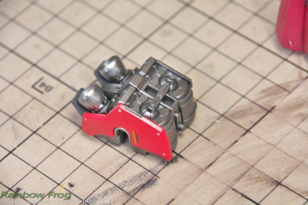 MG シャア専用ザク 2.0 ランドセル