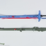 MMI-X340 パルマフィオキーナ掌部ビーム砲