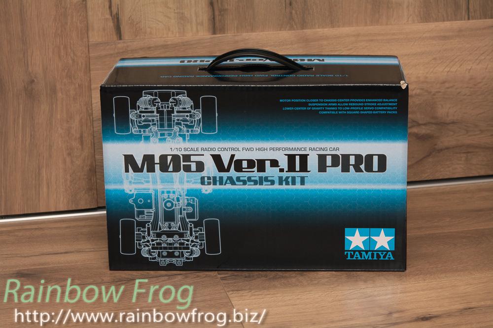 M-05 Ver.II PRO シャーシキット
